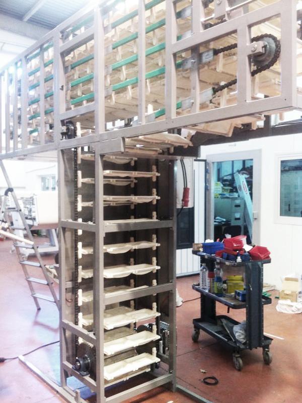 Maquinaria panaderia / subal