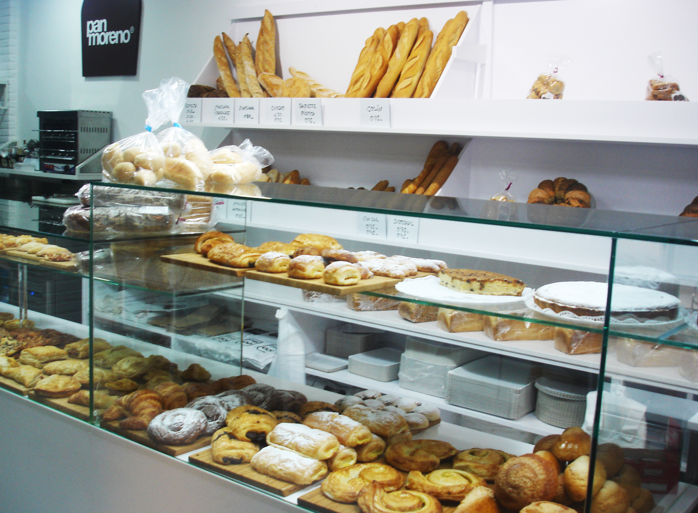 Panadería / Pan moreno